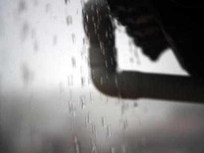Καλό χειμώνα από την Πάτρα - Ισχυρή βροχόπτωση