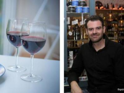 Πρωτοτυπία στο χώρο της οινοποιίας! Ο Αχαιός Χρήστος Κολυπέρας έφτιαξε κρασί με μειωμένη αλκοόλη, μαζί με το Πανεπιστήμιο Πατρών