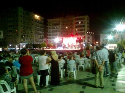 Ξεκίνησε το 3ο Φεστιβάλ Χορού των ΚΑΠΗ στην Πάτρα