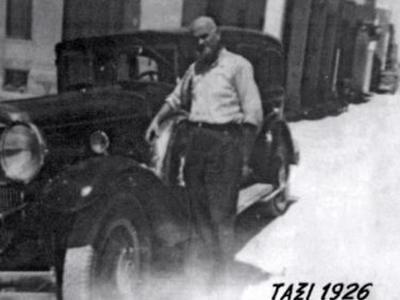 Αυτό ήταν το πρώτο ταξί της Πάτρας το 1926!