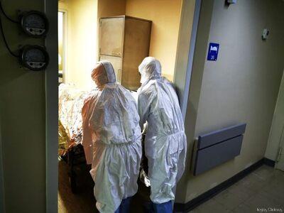 Αγρίνιο: Κανείς ασθενείς δεν έχει βγει ζ...