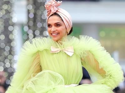 BeautySpy: Τουαλέτες- υπερθέαμα στις Κάννες από την ινδή σταρ Ντιπίκα Παντουκόνε