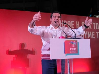 Ο Αλ. Τσίπρας μιλάει στη Θεσσαλονίκη - ΔΕΙΤΕ LIVE