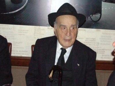 """""""Εφυγε"""" από τη ζωή σε ηλικία 100 ετών ο Γιώργος Παπαγιαβής"""
