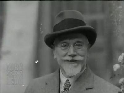 Ένα Βίντεο - Ντοκουμέντο: Ο Ελευθέριος Βενιζέλος το 1929 μιλά αγγλικά στην κάμερα, κάνει σαρδάμ και ξεκαρδίζεται...
