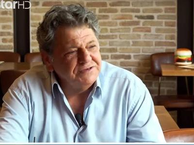 Ο Γιώργος Παρτσαλάκης αποκάλυψε τα «τρελά» λεφτά που έπαιρνε στην τηλεόραση
