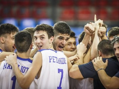 Ελλάδα-Λιθουανία στο πρώτο νοκ άουτ παιχνίδι του ευρωμπάσκετ παίδων