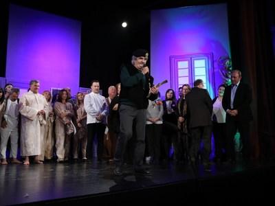 Πάτρα: Δόθηκαν τα βραβεία του Πανελλήνιου Φεστιβάλ Σάτιρας Ερασιτεχνικών Θιάσων !ΦΩΤΟ