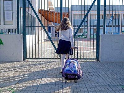 Ανοίγουν τα σχολεία τη Δευτέρα - Διαθέσι...