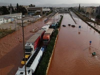 Τον Ιανουάριο η δίκη των υπευθύνων για τις φονικές πλημμύρες στη Μάνδρα