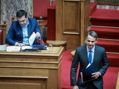 """""""Κλείδωσε"""" το debate των πολιτικών αρχηγών- Πότε θα γίνει"""