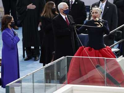 Lady Gaga: Συγκλόνισε στην ορκωμοσία Μπά...