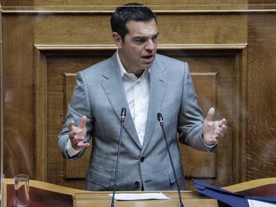 LIVE η ομιλία Αλ. Τσίπρα στην ΚΕ του ΣΥΡΙΖΑ