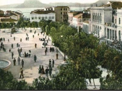 """ΦΑΚΕΛΟΣ: """"Οι Δήμαρχοι της Πάτρας"""": Η περίοδος που η πόλη εκσυγχρονίστηκε με λιμάνι, δρόμους, τραμ και ηλεκτρισμό"""