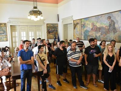 Κληρώθηκαν στο δήμο οι τριμηνίτες δασοπροστασίας - Πιάνουν δουλειά την 1η Ιουλίου