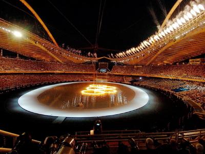 Σαν σήμερα η μαγική τελετή έναρξης των Ολυμπιακών Αγώνων 2004- ΦΩΤΟ