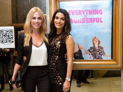 """Λαμπερή η πρεμιέρα του """"Everything is Wonderful"""" -Παρέστη & η Ντορέτα Παπαδημητρίου -ΔΕΙΤΕ ΦΩΤΟ"""