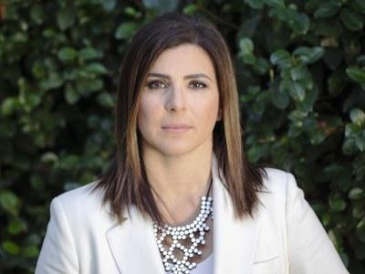 Μια Ελληνίδα αναλαμβάνει επικεφαλής της ...