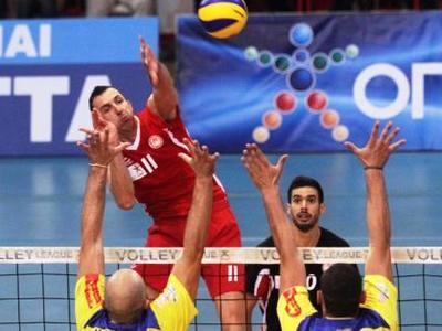Βόλει: Εύκολη νίκη του Ολυμπιακού επί του Παμβοχαϊκού