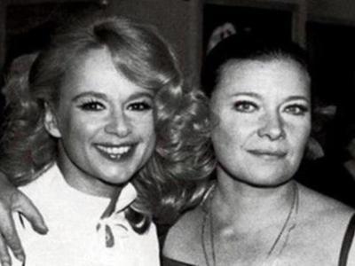 Ένας μύθος καταρρίπτεται: Η Τζένη Καρέζη και η Αλίκη Βουγιουκλάκη ήταν φίλες