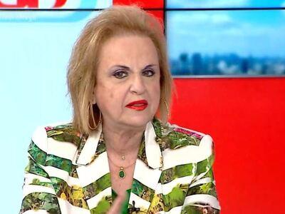 """Ματίνα Παγώνη: """"Βάφομαι από τα 17 μ..."""