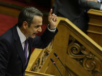 Κυριάκος Μητσοτάκης: Θα τιμήσουμε την εμπιστοσύνη του ελληνικού λαού