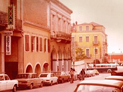 Μια σπάνια φωτογραφία της Πάτρας - Οδός Κολοκοτρώνη 1979