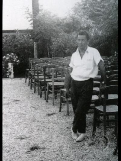 Σινέ Ρίον. Ο Νίκος Μόρφης, 1959