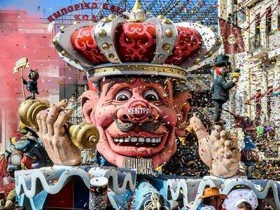 ΔΕΙΤΕ με τι καιρό θα παρελάσουμε στο Πατρινό Καρναβάλι