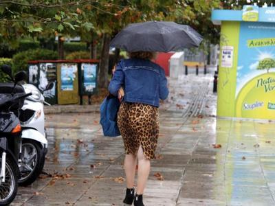 Αλλάζει ο καιρός - Βροχές και ισχυρές κα...