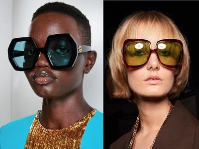 Sunglasses trends, Spring -Summer 2020: Όταν το μέγεθος μετράει ασυζητητί