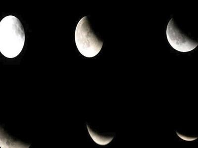 Πανσέληνος και ολική έκλειψη Σελήνης μαζί! Ένα μοναδικό θέαμα!