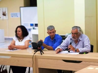 Νίκος Κανελλάκης: «Αγνοούν τις συνεχείς εκκλήσεις μας για παράδοση–παραλαβή της διοίκησης του ΠΕΑΚ»