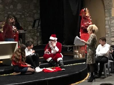Με επιτυχία η Χριστουγεννιάτικη γιορτή τ...