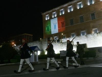 """Κ. Σακελαρροπούλου: """"Ιταλία, είμαστ..."""