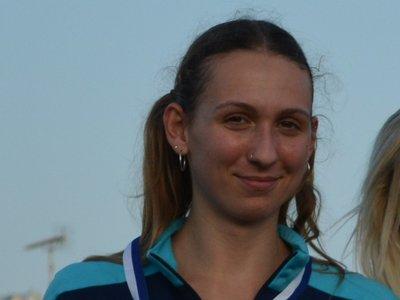 Η πρωταθλήτρια του Κούρου κατέρριψε ένα ρεκόρ δεκαετίας