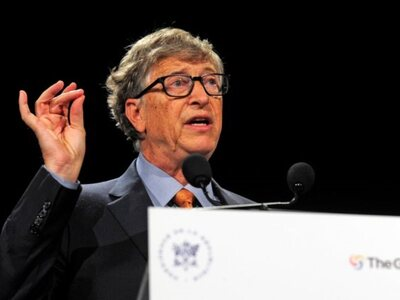 Μπιλ Γκέιτς: «Τα τρία βήματα για να σταμ...