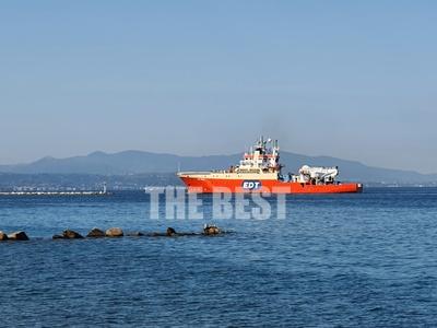 Στο λιμάνι της Πάτρας το EDT PROTEA - Βοήθησε δύτες να αποκαταστήσουν κοραλιογενή ύφαλο της Ιταλίας