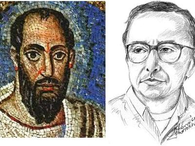 Ο Απόστολος Παύλος του Δημήτρη Κάββουρα