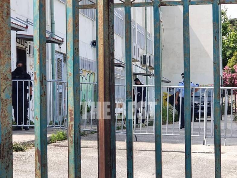 Πάτρα: Από τη φυλακή στο Εξεταστικό κέντρο