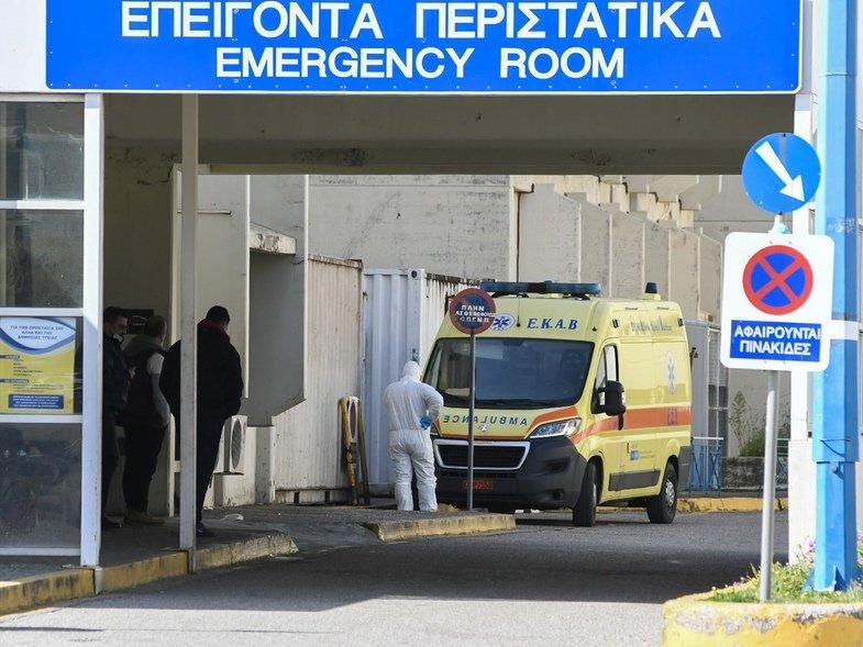 Κορωνοϊός: Έφθασαν τους 17 οι νοσηλευόμενοι στην Πάτρα